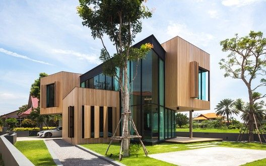 Gallery Of T House Idin Architects 26 Dream House Exterior Architecture House Exterior