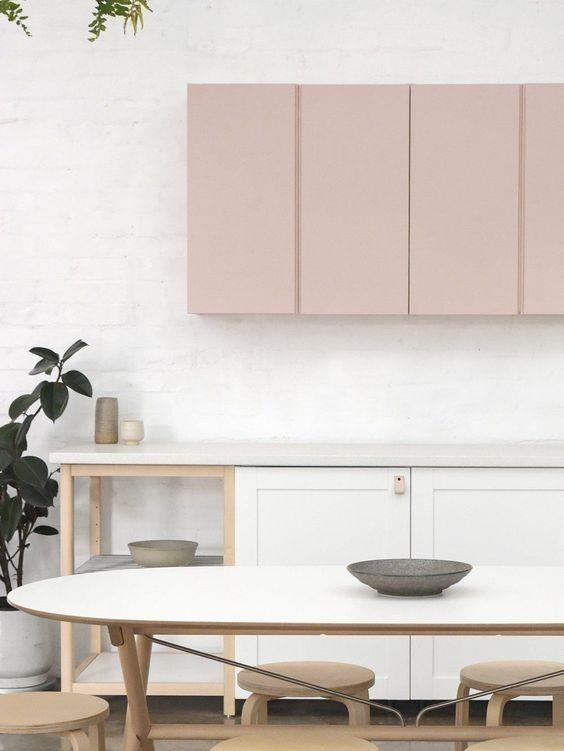 25 schicke Möglichkeiten, Pink in Ihrer Küche zu rocken