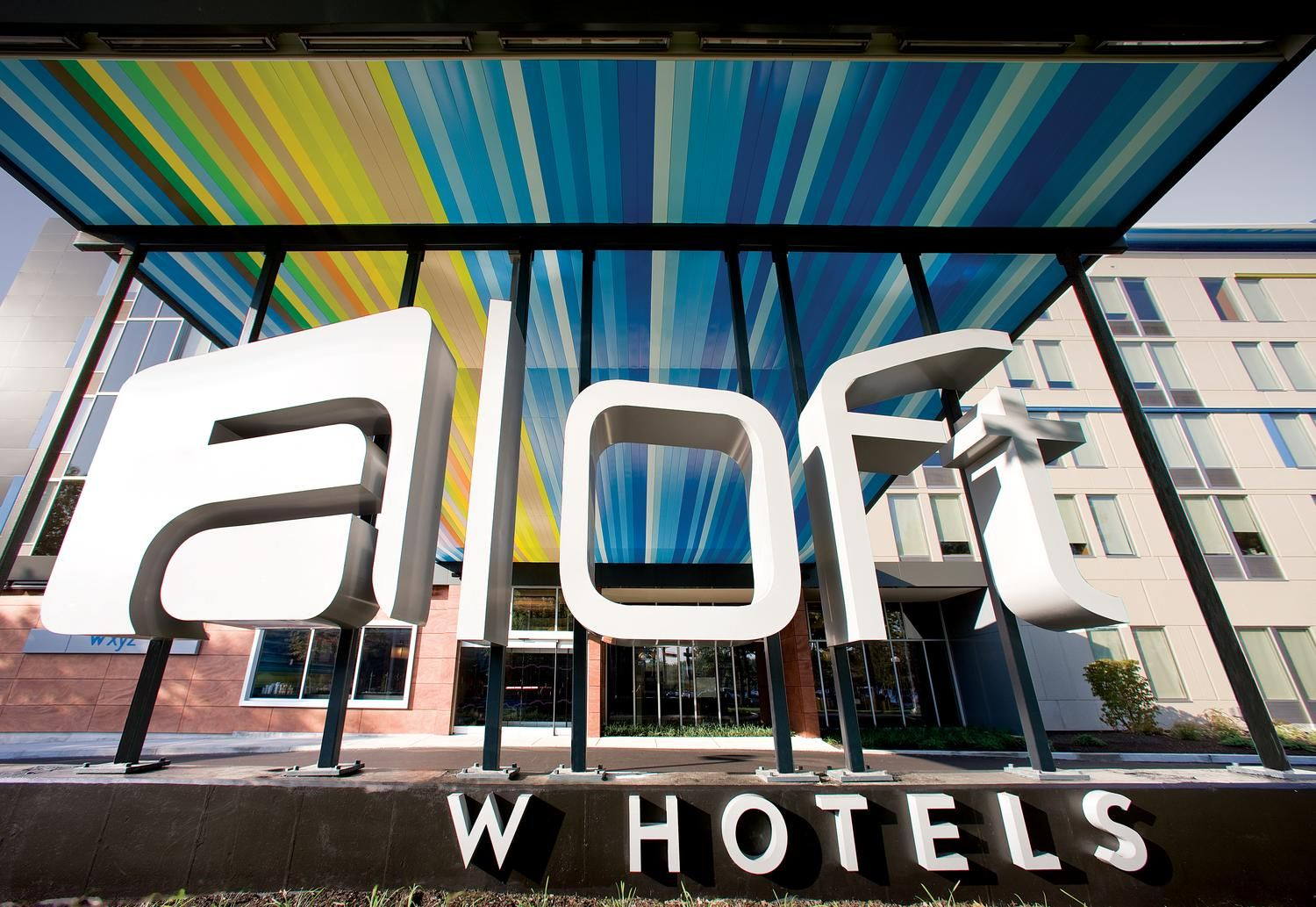 Aloft Ahmedabad, a vision of W Hotels Atlanta downtown