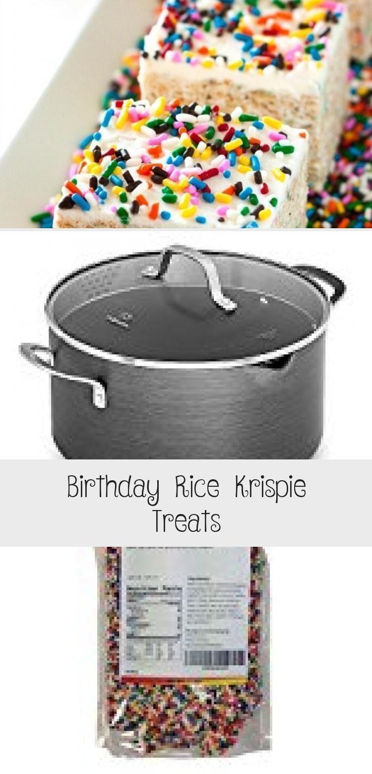Photo of Geburtstag Reis Krispie Leckereien • Essen, Leute und Spaß #PinataKuchenRegen…