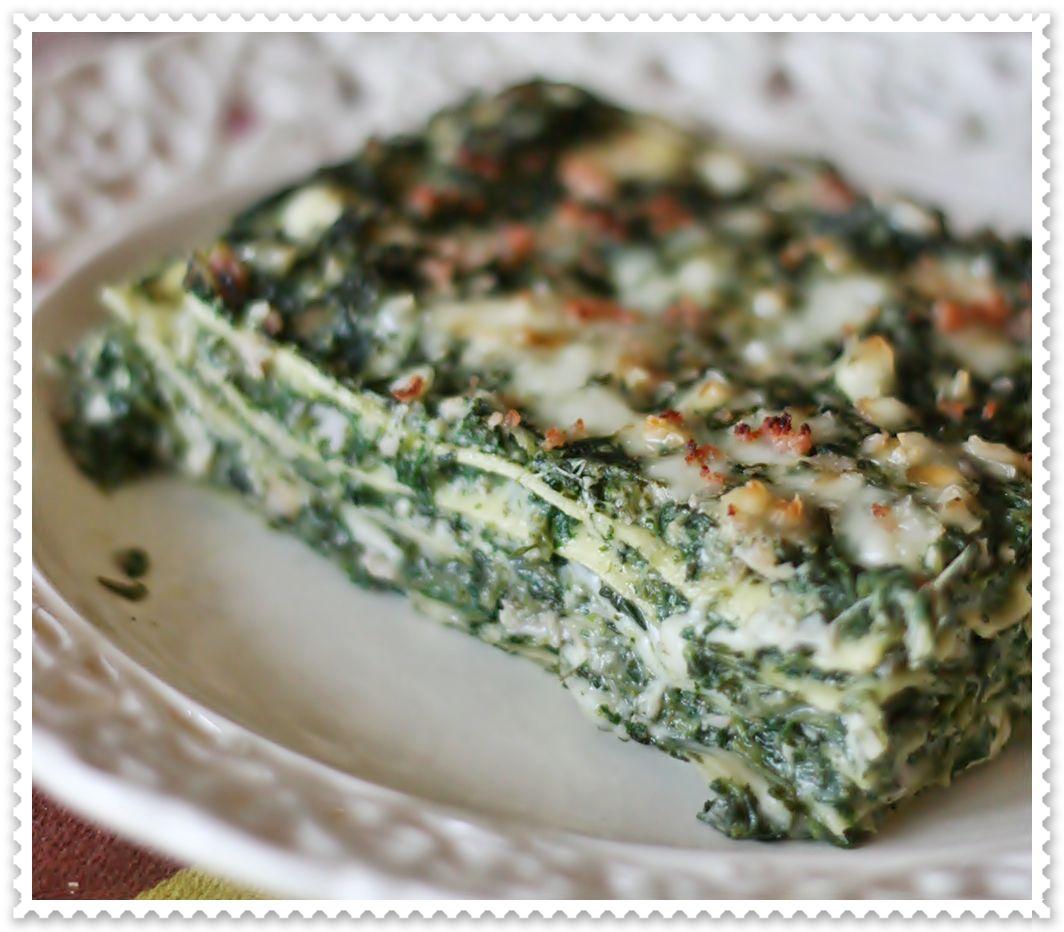 ai fornelli con passione e fantasia.: lasagna all'ortica | ricette ... - Ortiche In Cucina