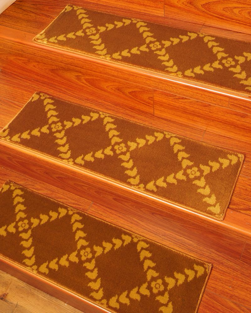 Best Royal Stair Tread Natural Area Rugs Stair Tread Rugs 640 x 480