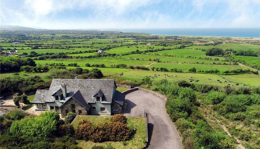 Carraig An Oir, Mountoven, Camp, Co. Kerry House For