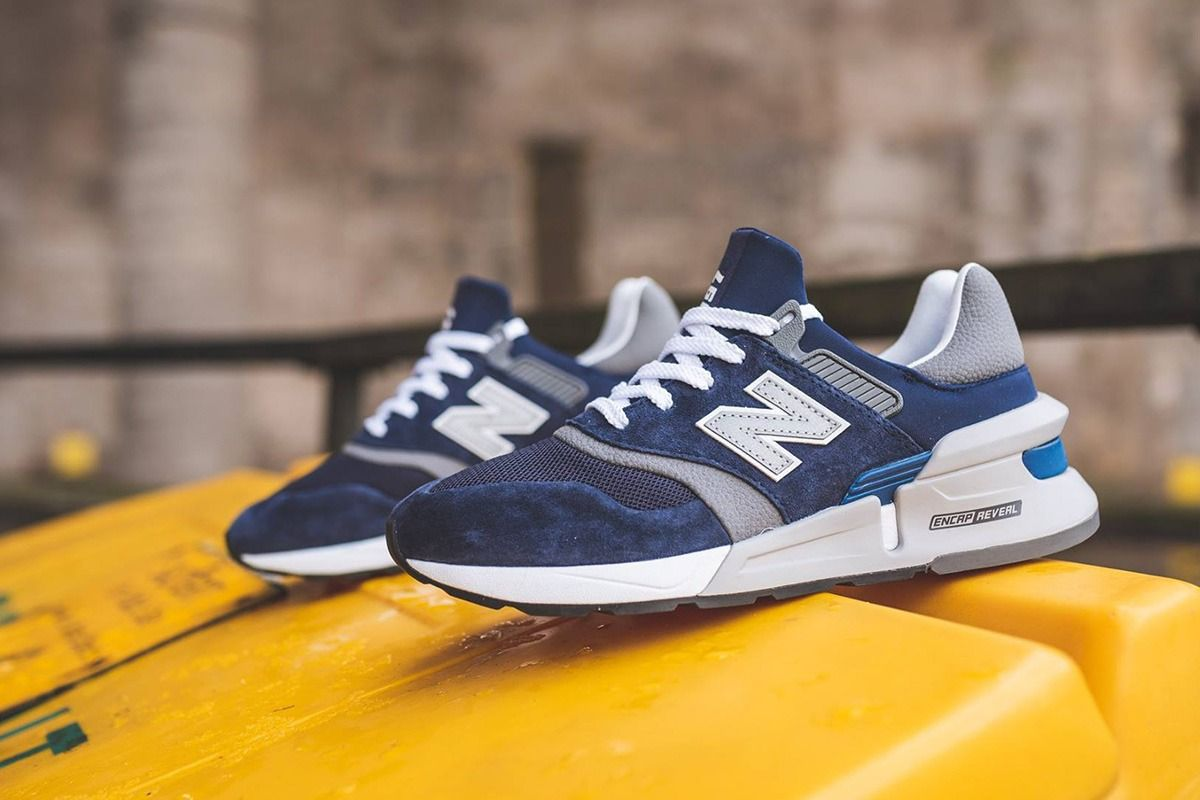 New Balance 997 Sport in Navy, Grey & Blue | Shoez part 2. | New ...