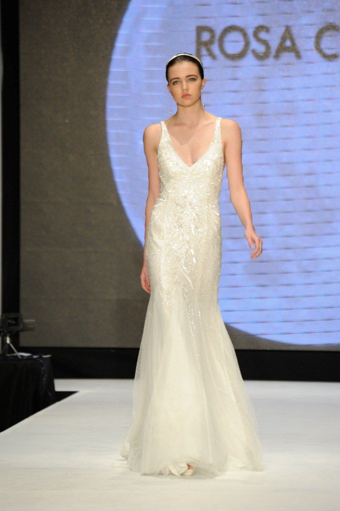 613b750618 Rosa Clará 2014 Collection Miami Fashion show