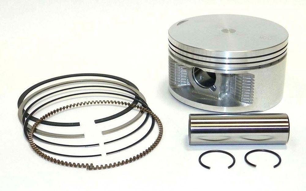 WSM Kawasaki 250 Mojave 1987-2004 Piston Kit 50-257K 13029-1147 OE 13029-1175
