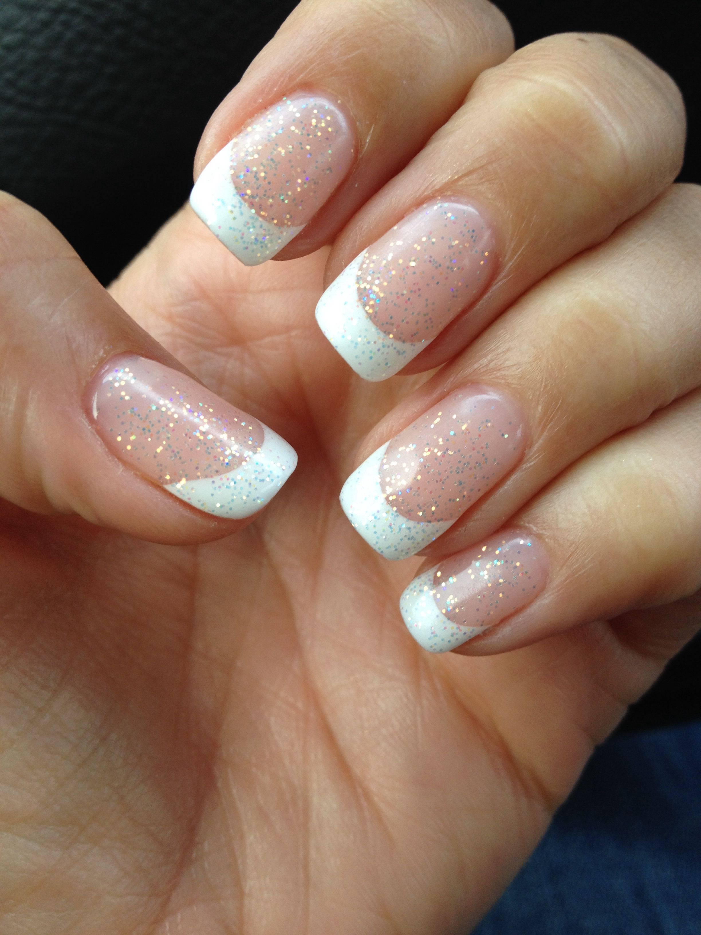 Bling! (With images) | Anniversary nails, Pretty nails ...