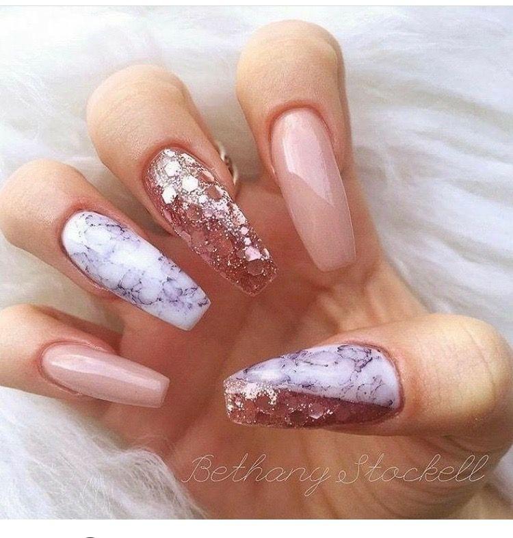peymariep   nails ♡   Pinterest   Nail inspo, Nail nail and Acrylics
