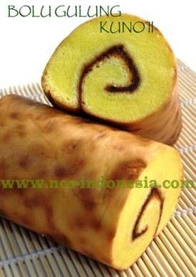 Natural Cooking Club Kue Lezat Resep Kue Gulung
