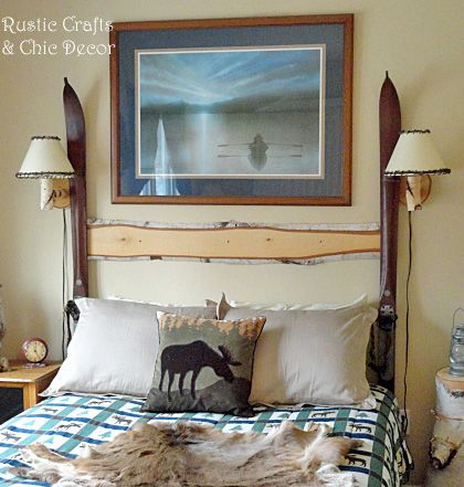 Easy DIY Headboard | Vintage bedroom furniture, Diy ...