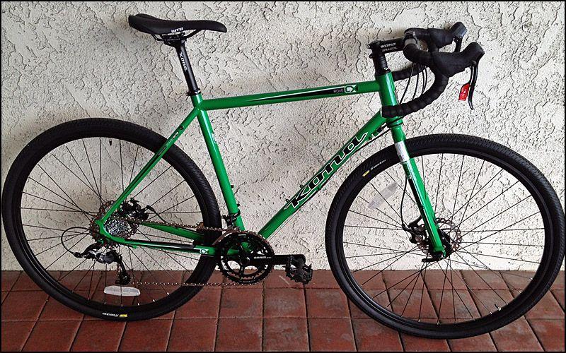 2013 Kona Rove Cyclocross Bike Kona Konabikes Bike Bikes