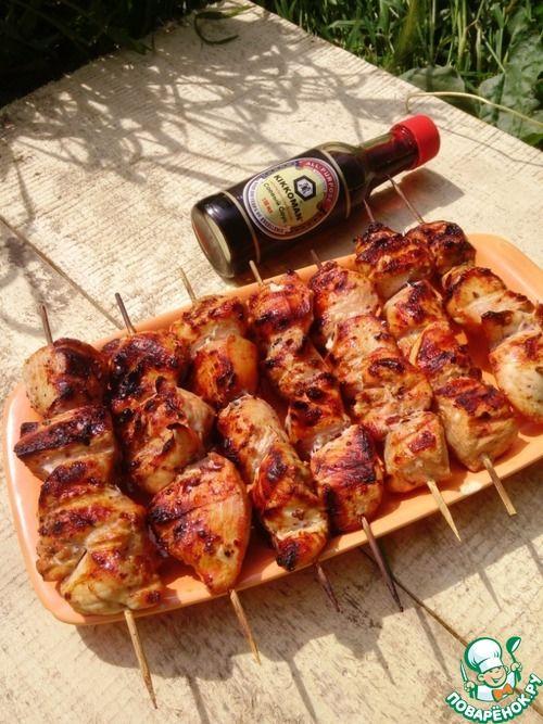 Видео рецепты хакима ганиева барбекю из курицы гриль барбекю на даче своими руками