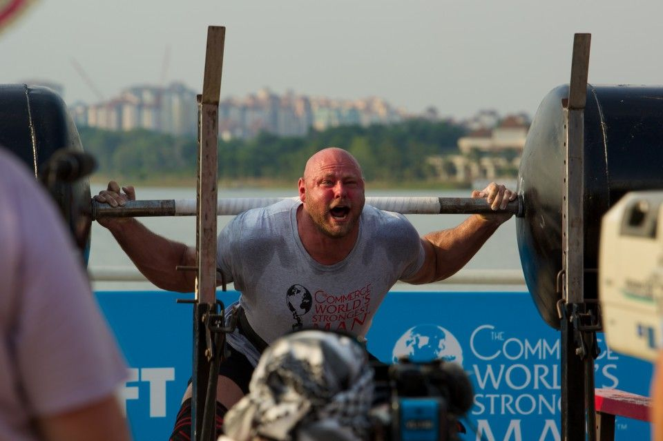 10 Things I'd Do Differently | Strongman Articles