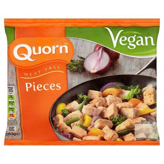 Quorn Vegan Pieces 280g Groceries Tesco Groceries Quorn Vegan Quorn Meat Free
