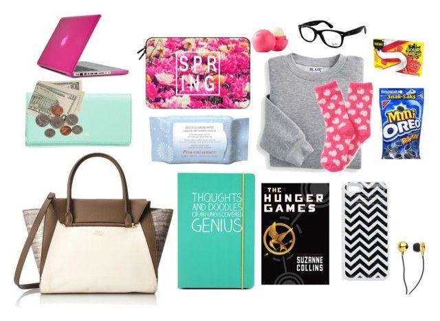 """""""long plane ride"""" by sweatpants-starbucks ❤ liked on Polyvore featuring Vince Camuto, Kate Spade, Happy Jackson, First Aid Beauty, Blair, Speck, Casetify, Aéropostale, CUL-DE-SAC and Eos"""