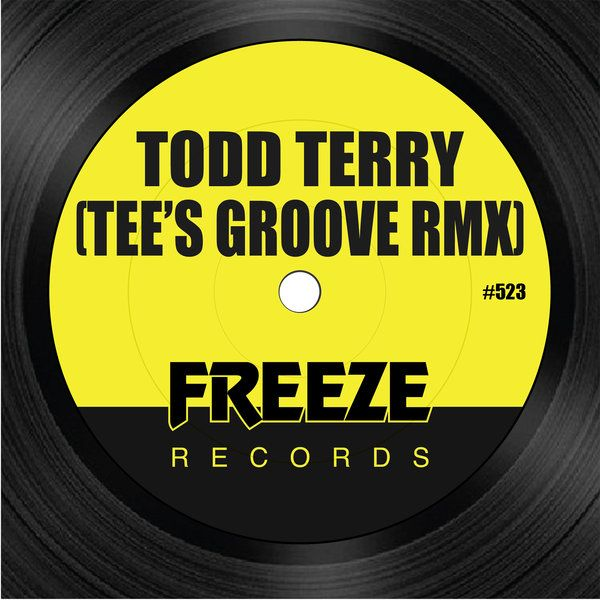 00 Todd Terry - Tee's Groove RMX Cover