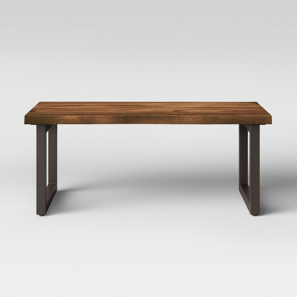 Thorald Wood Top Coffee Table With Metal Legs Brown Project 62 Coffee Table Legs Metal Wooden Garden Table Coffee Table [ 1000 x 1000 Pixel ]