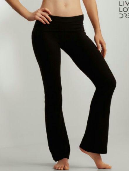 a08481e5511 Bootcut yoga pants Yoga pants. Aeropostale Pants Boot Cut & Flare ...