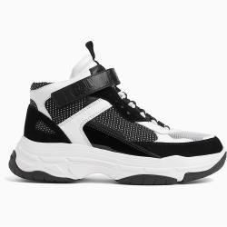 Photo of Calvin Klein High Top Chunky Sneakers aus Leder 36 Calvin KleinCalvin Klein