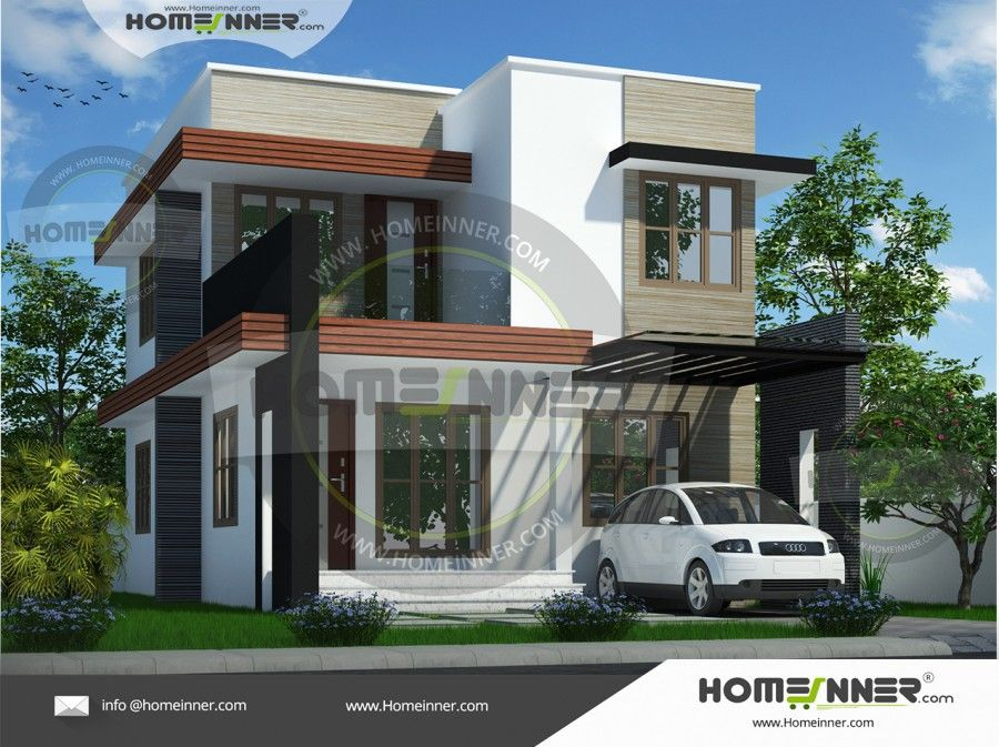 5 bedroom modern bungalow house exterior