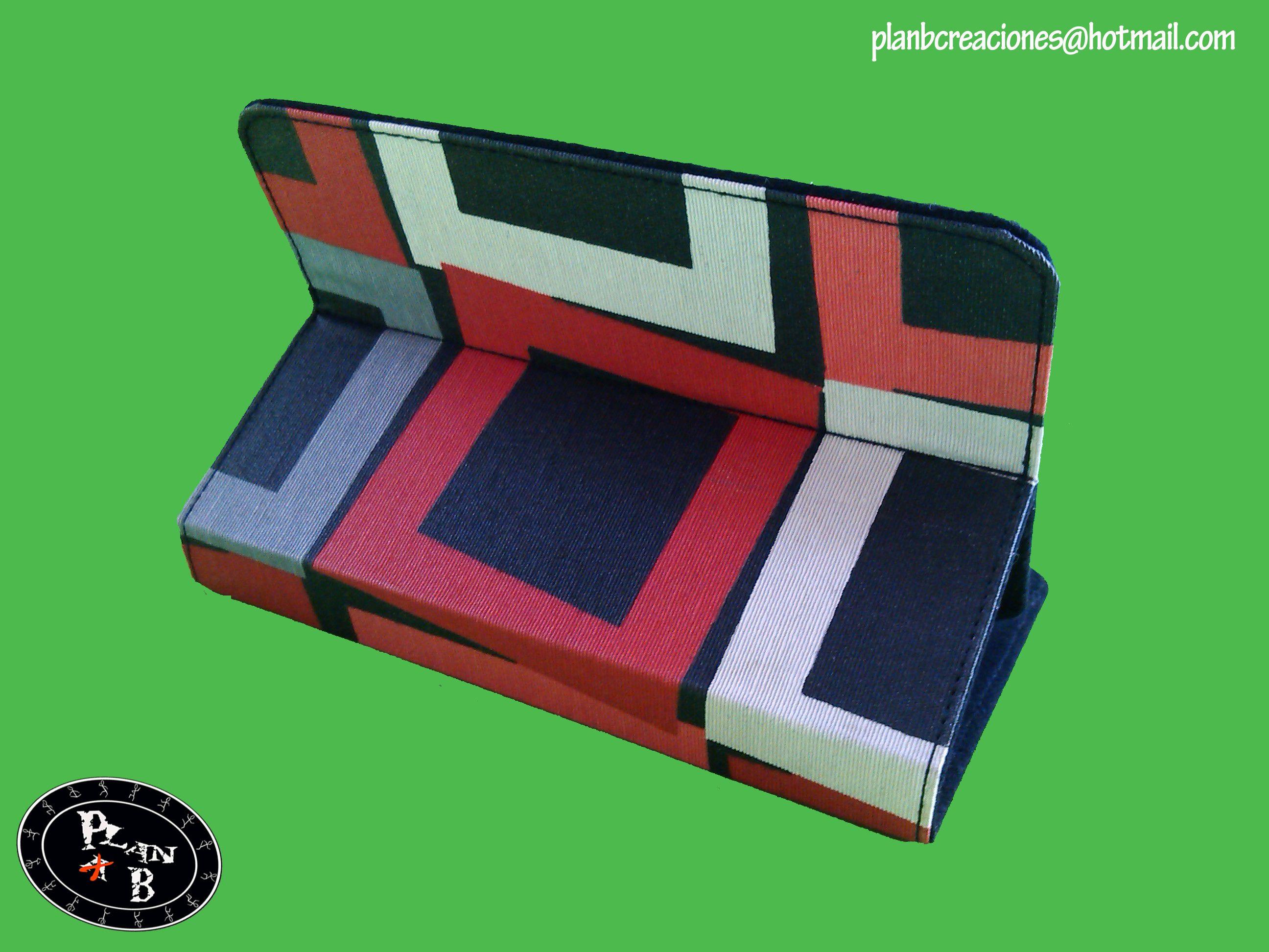 Fundas para tablet 7 pulgadas Plan B, modelo Elegance