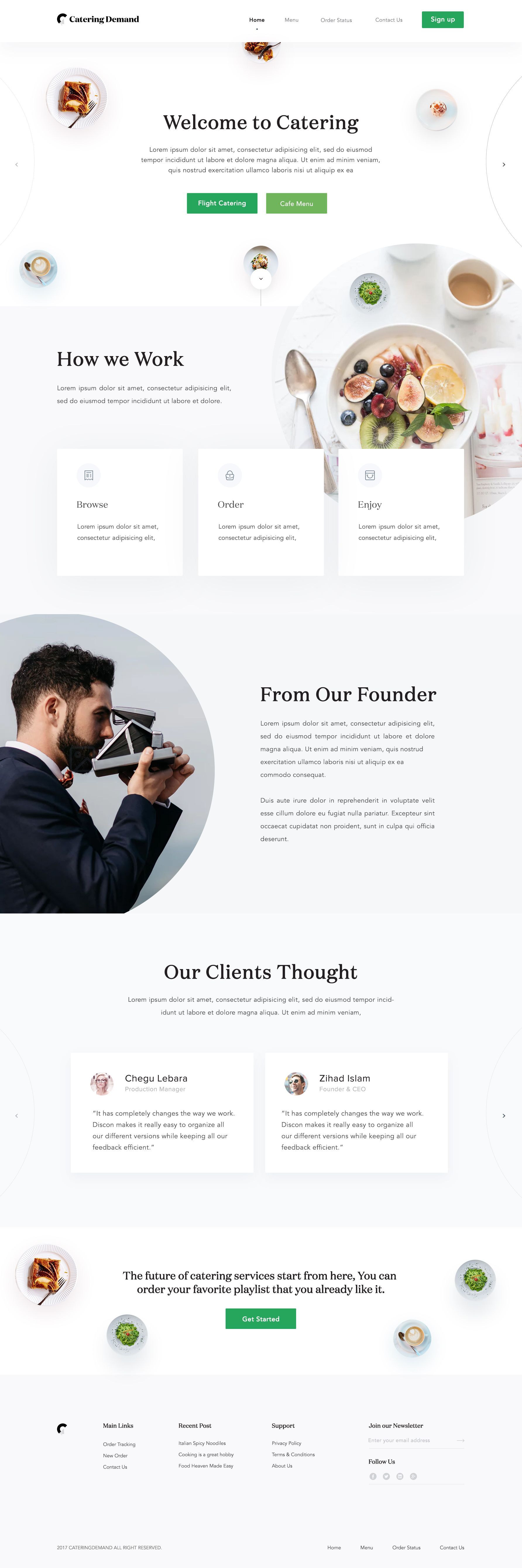 01 homepage | Web Design | Pinterest | Ui ux, Web design inspiration ...