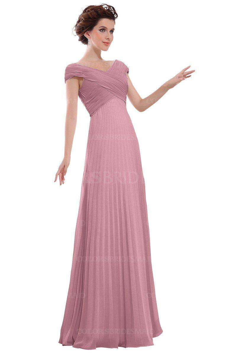 Wedding dresses for bridesmaids  ColsBM Elise  Light Coral Bridesmaid Dresses  Yea I made a