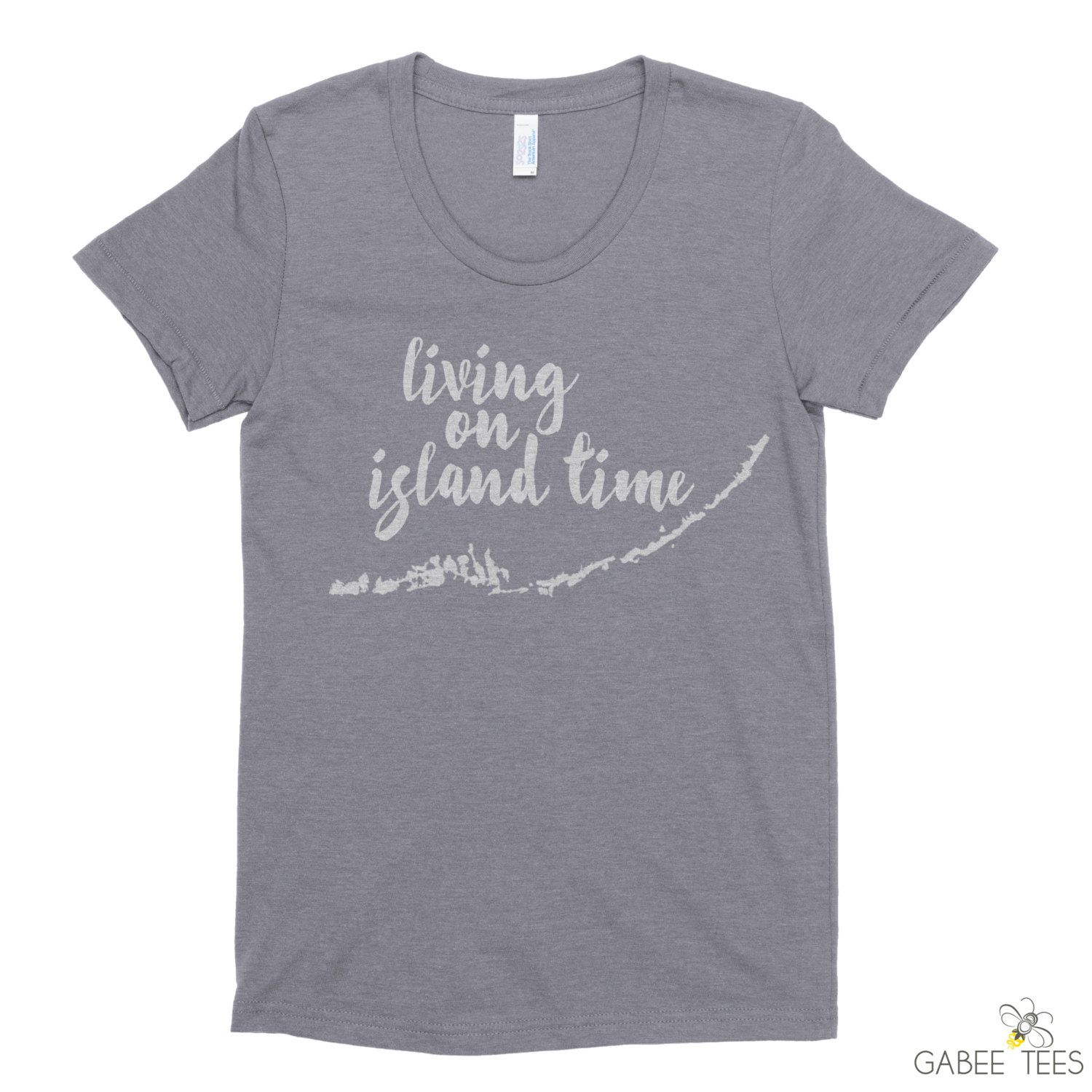 Living on Island Time Women/'s Vacation Tank Top