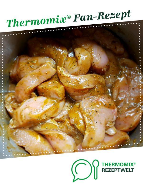 Marinade für Hähnchen