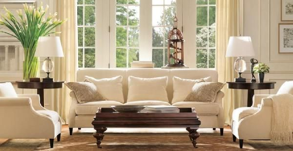 Good Miscellaneous   Restoration Hardware   Light And Airy   Light, Airy, Living  Room, Nice Design