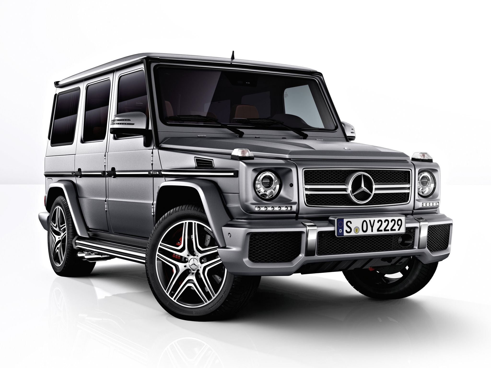 Mercedes benz g63 amg suv starting at 134 300 usd for Mercedes benz g wagon g63