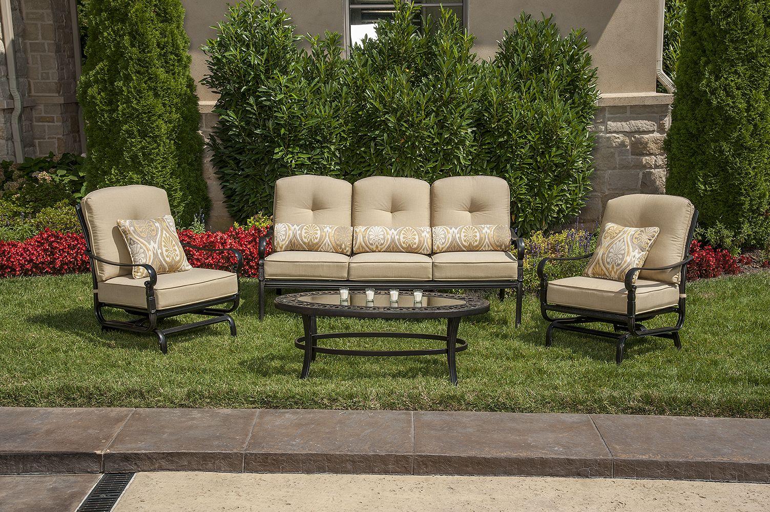 LaZBoy Outdoor's Amelia seating set Sam's Club 2014