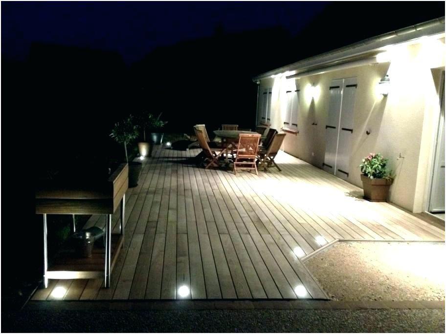 Eclairage Terrasse Exterieur