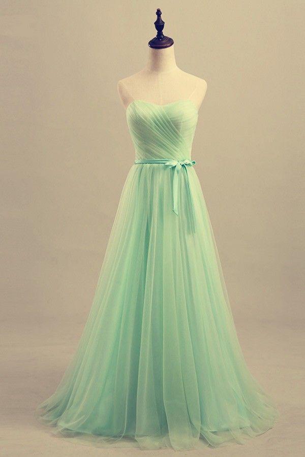 Plain Tutu Prom Dresses