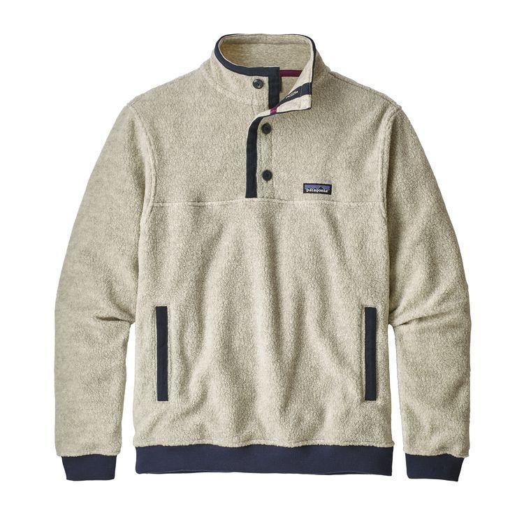 Brunotti fleecepullover suéter tirado w1819 Men Fleece verde ahumado