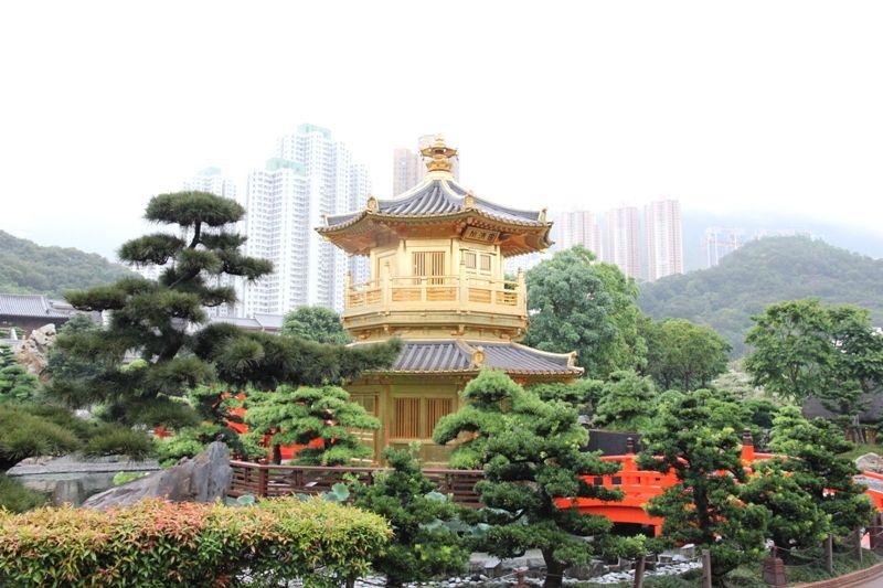 Nan Lian Garden 5 Diamond Hill Hong Kong House Styles Hong Kong Places