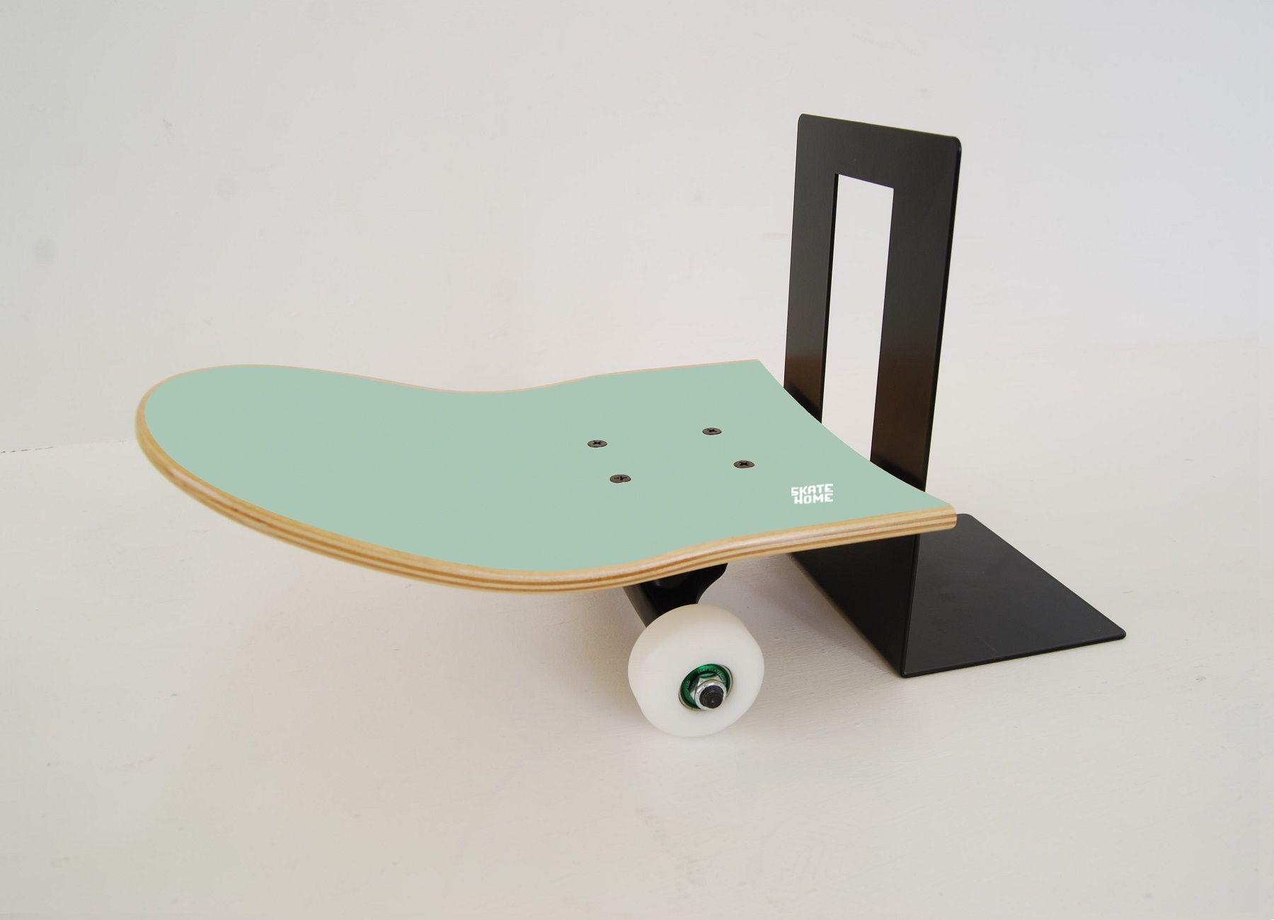 Collection Skateboard Complete furniture for Skateboarder , Skate Boobkend mint color