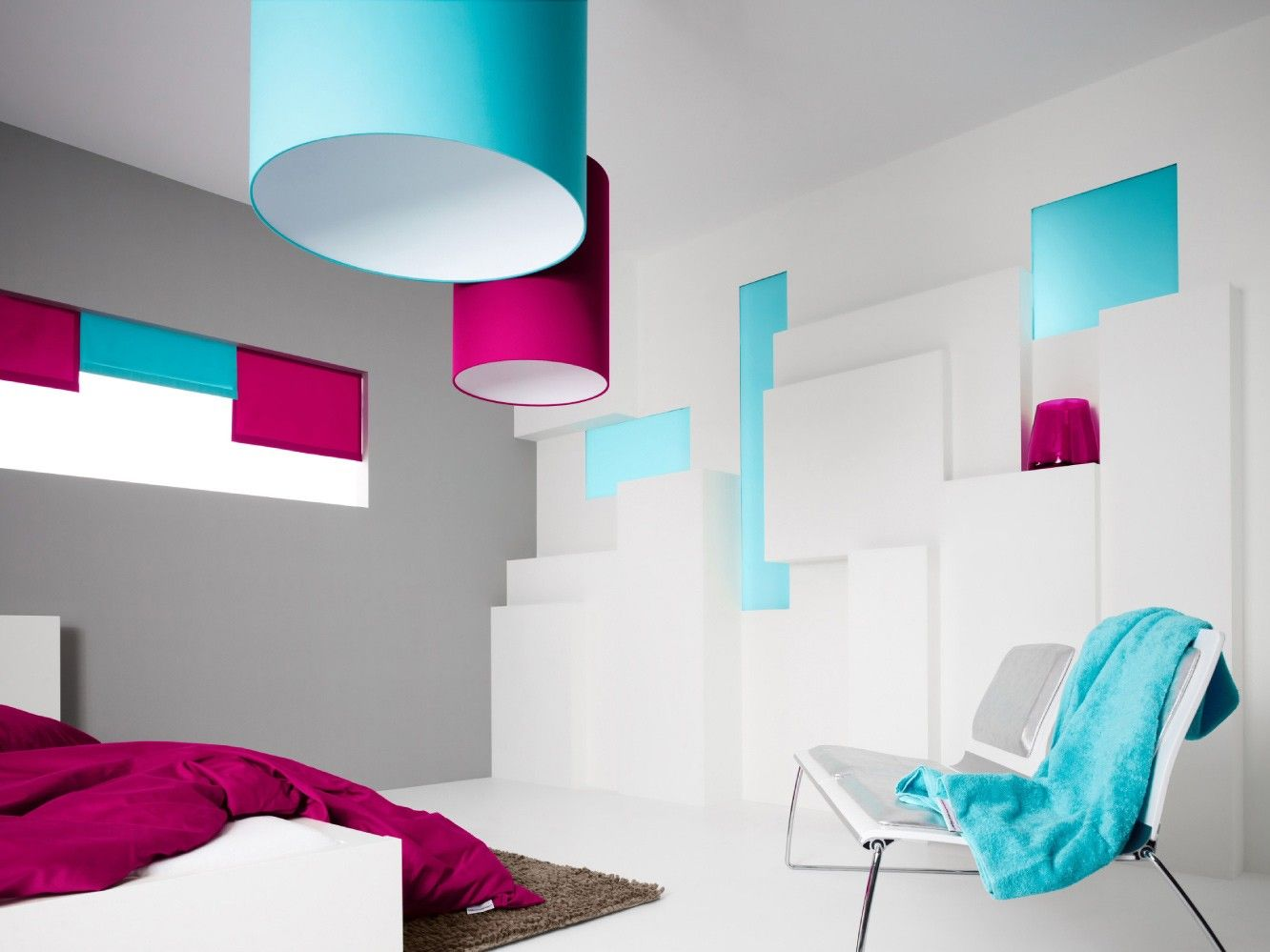 How To Use Pattern And Colour Courageously In Interior Design Video
