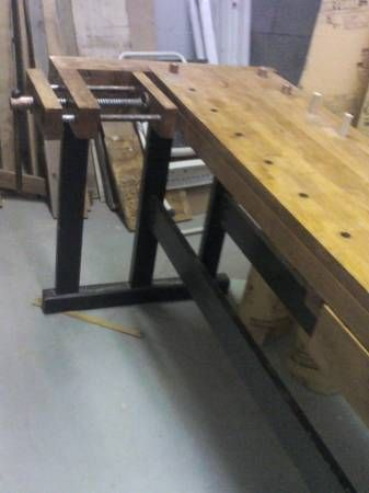 Sears Deluxe Bench 10231 Woodworking Benches Pinterest