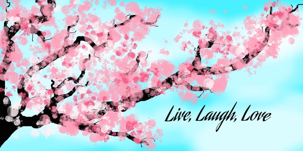 The Cherry Blossom By Gabbygaw On Deviantart Cherry Blossom Blossom Facebook Cover