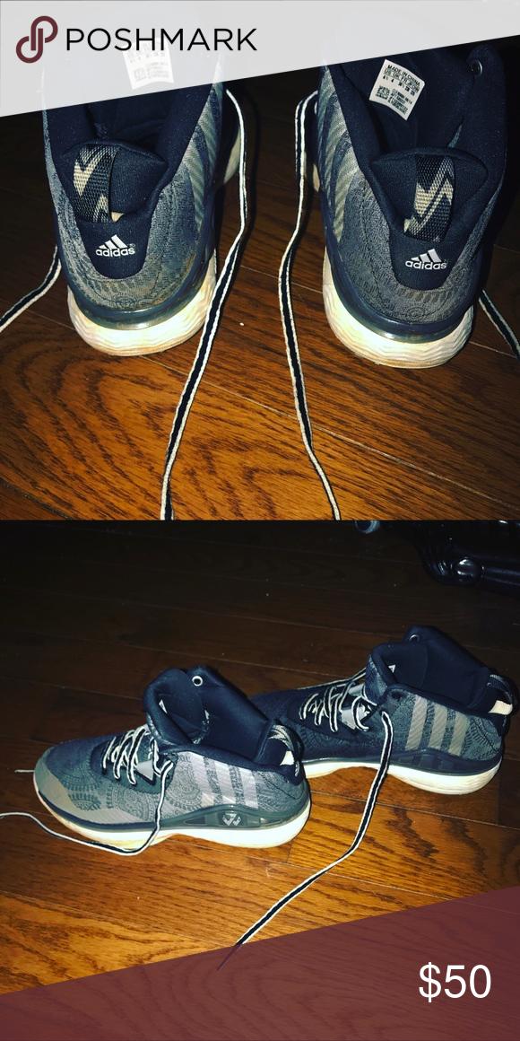1fa5f69297b2 John Wall Adidas basketball ball shoes Good condition. Smoke and animal  free home adidas Shoes Sneakers