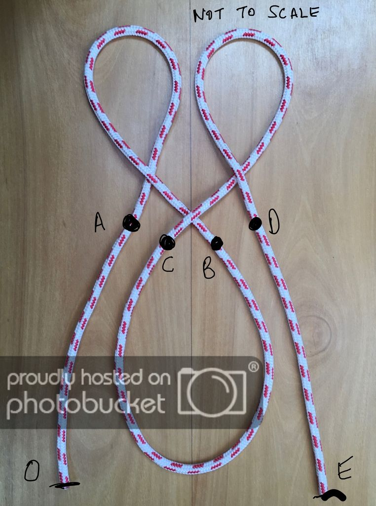 Bullseye Strops For Low Friction Rings Gear Anarchy Sailing Anarchy Forums Rope Knots Knots Paracord