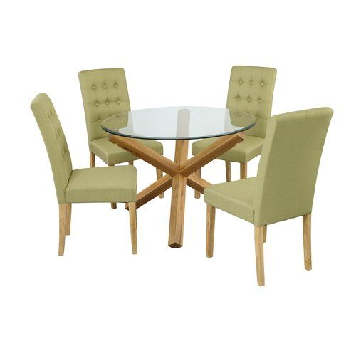 Awe Inspiring Riley Ave Oporto Dining Set With 4 Chairs In 2019 Uwap Interior Chair Design Uwaporg