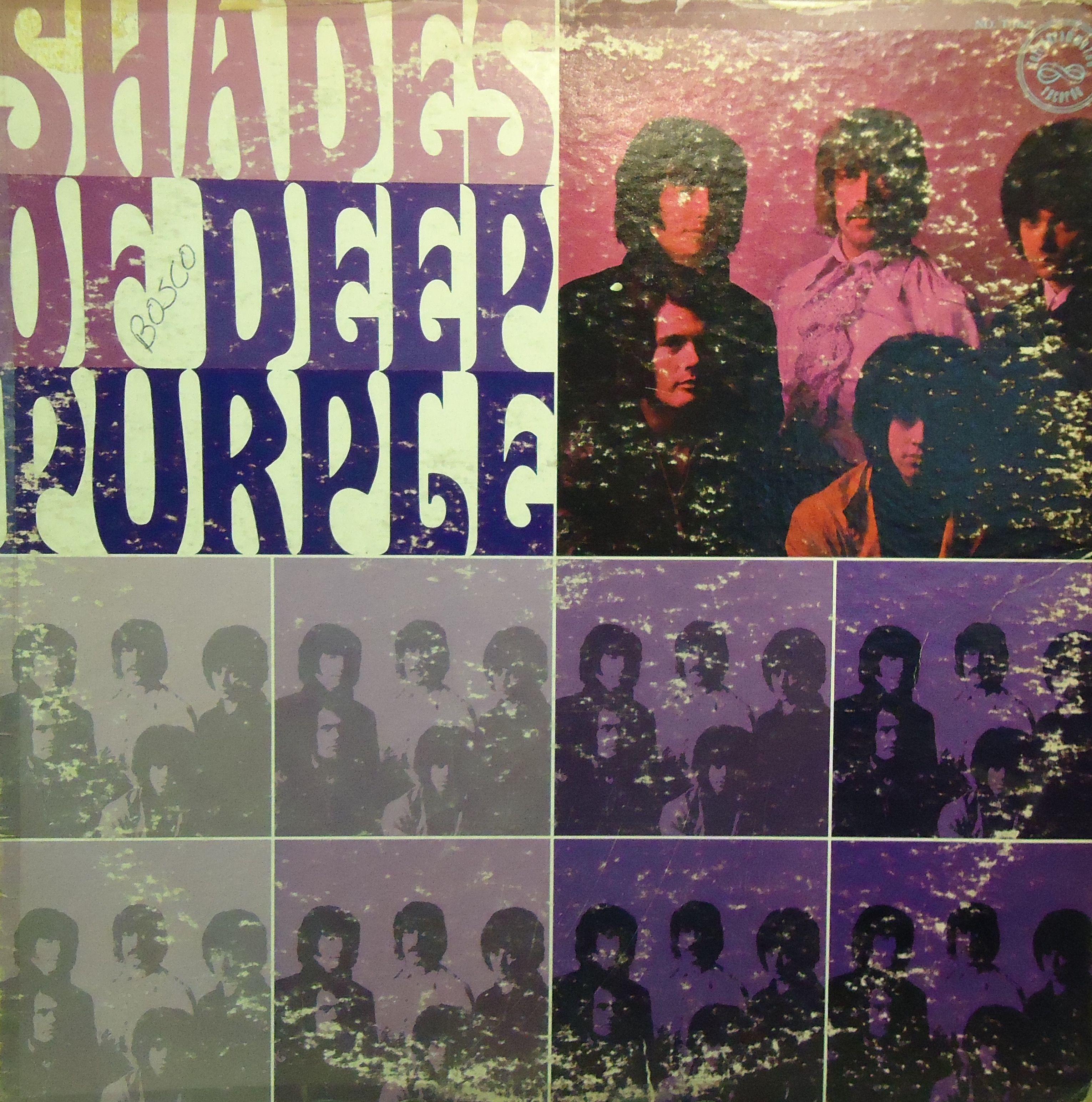 Deep Purple Shades Of Deep Purple Vinyl Lp Tetragrammatron Records 1968 Deep Purple Vinyl Album Covers,Black Subway Tile Backsplash Bathroom