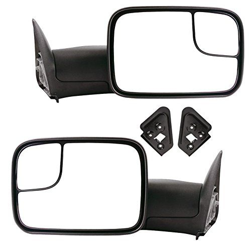 Yitamotor Towing Mirrors For 19942001 Dodge Ram 1500 19942002 Dodge Ram 2500 3500 Pickup Truck Manual Pai Automotive Solutions Towing Mirrors Truck Accessories
