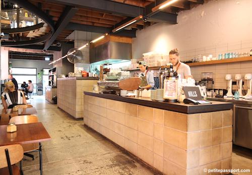 Reuben Hills Coffee Sydney Cafe Interior Design Cafe Design Restaurant Interior Design