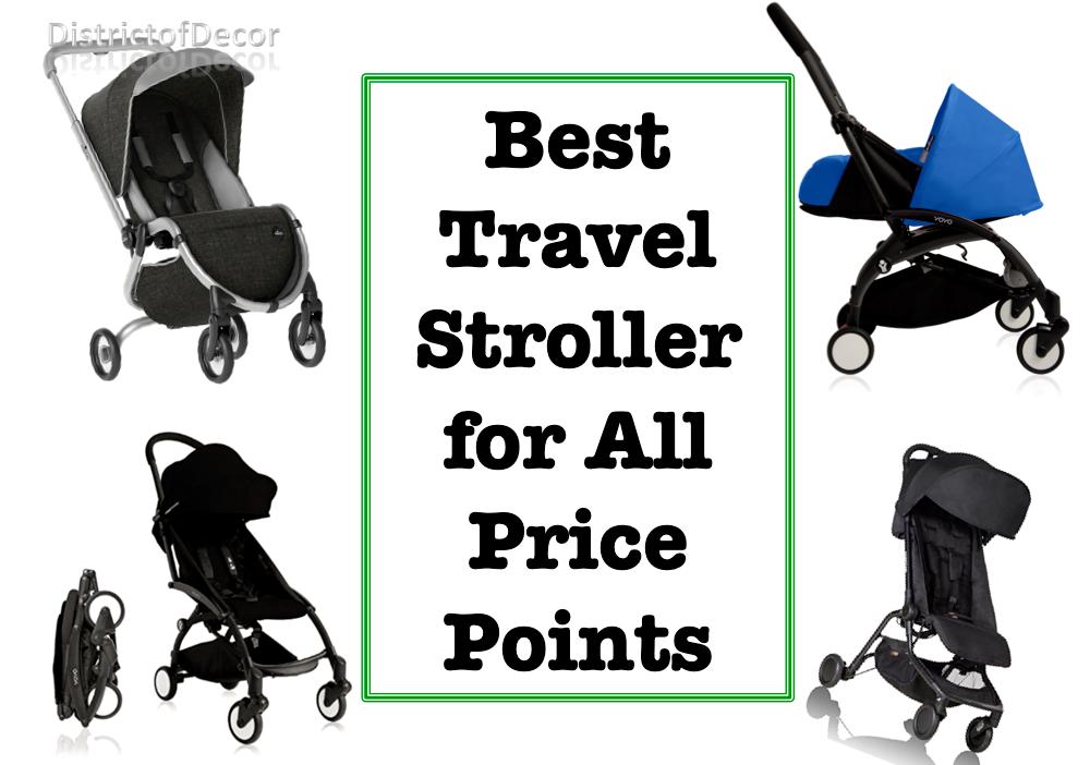 Comparison of Best Travel Strollers Best travel stroller