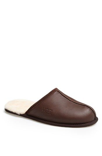 6b11c8cd3d7 UGG® Australia  Scuff  Slipper (Men) available at  Nordstrom