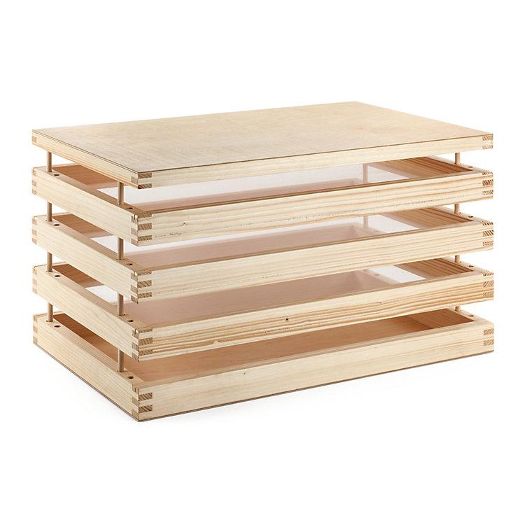 Krautertrockner Fichtenholz Manufactum In 2020 Manufactum Holz Gartenzubehor