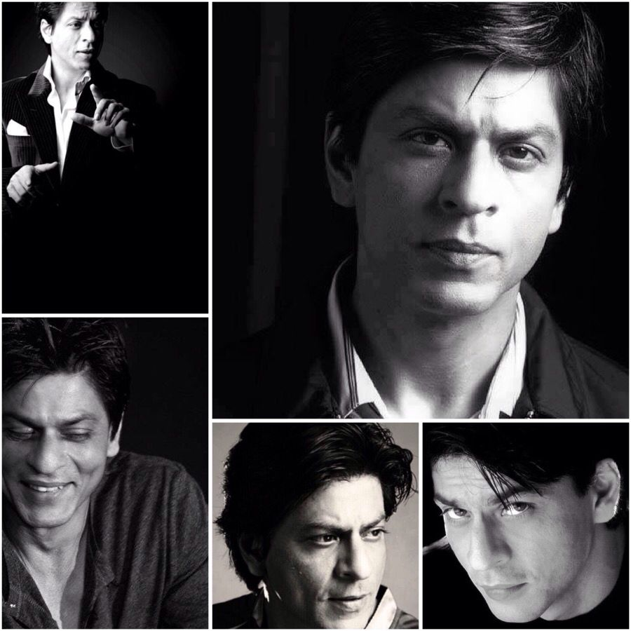Five ShAdEs of SRK ;)